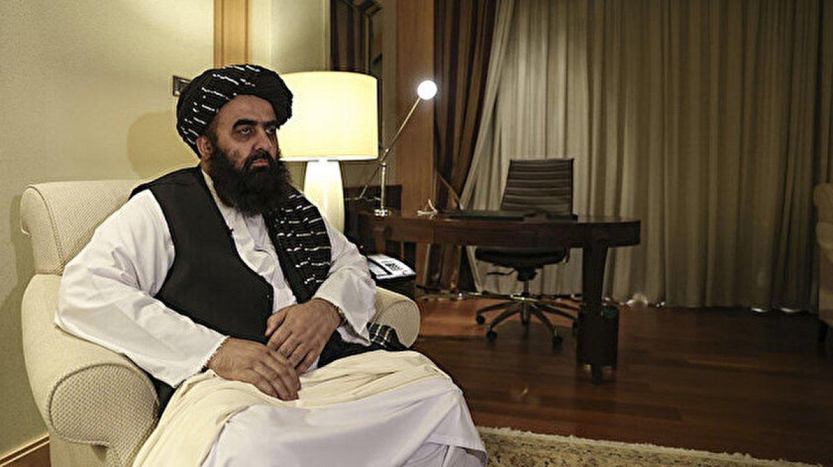 Taliban, Ankara ziyaretini değerlendirdi #2