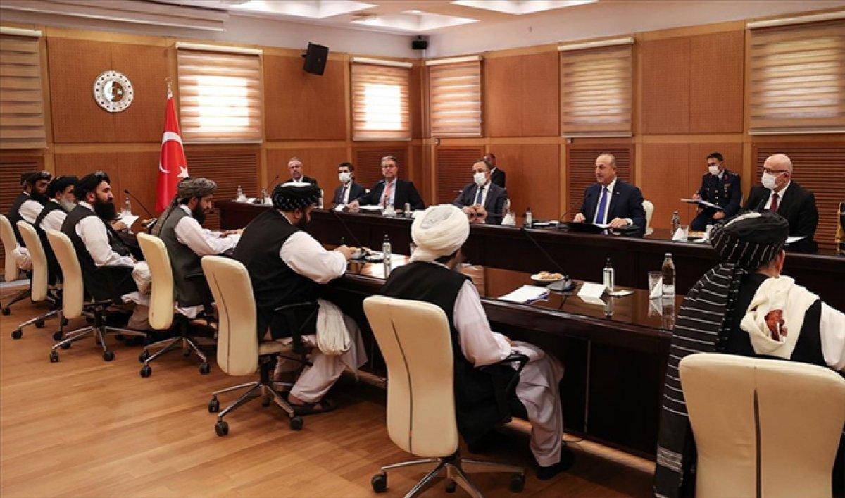 Taliban, Ankara ziyaretini değerlendirdi #1