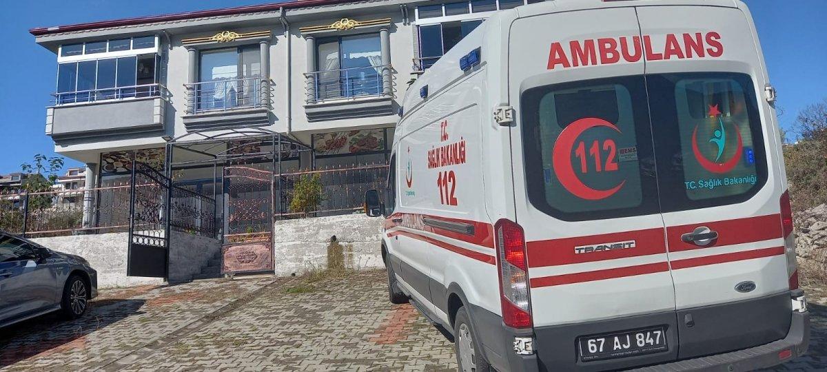 Zonguldak ta uyuşturucu kullanan çocuk hastanelik oldu #3