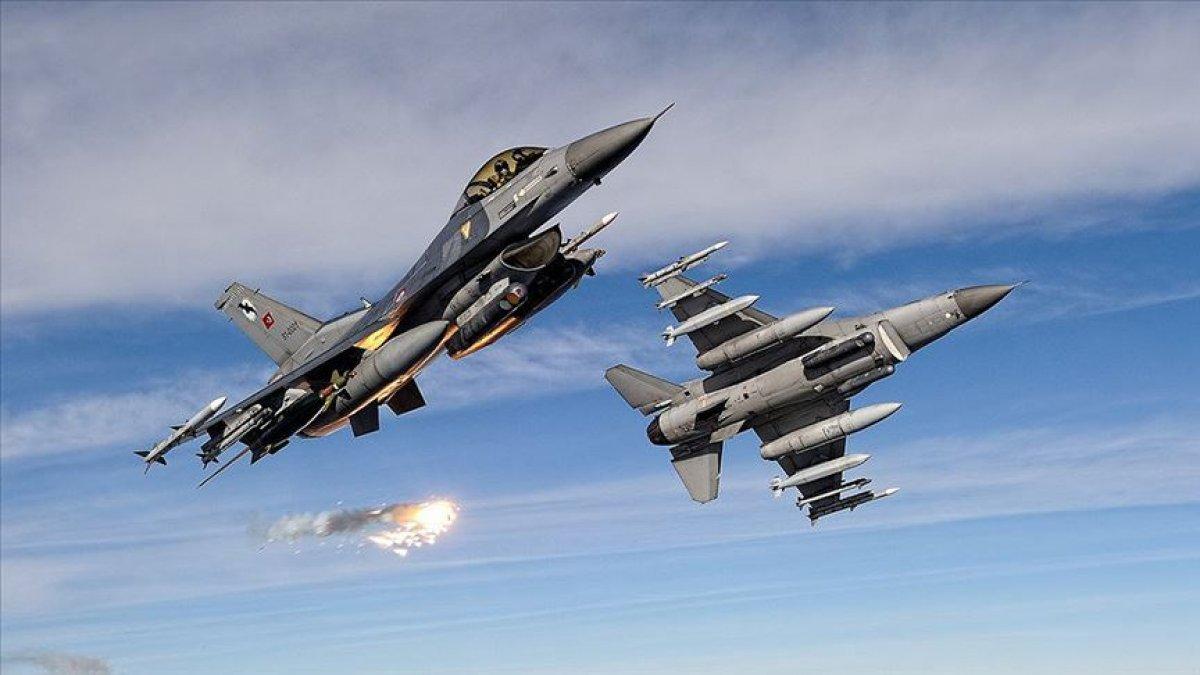 Kandil de 3 PKK lı öldürüldü #1