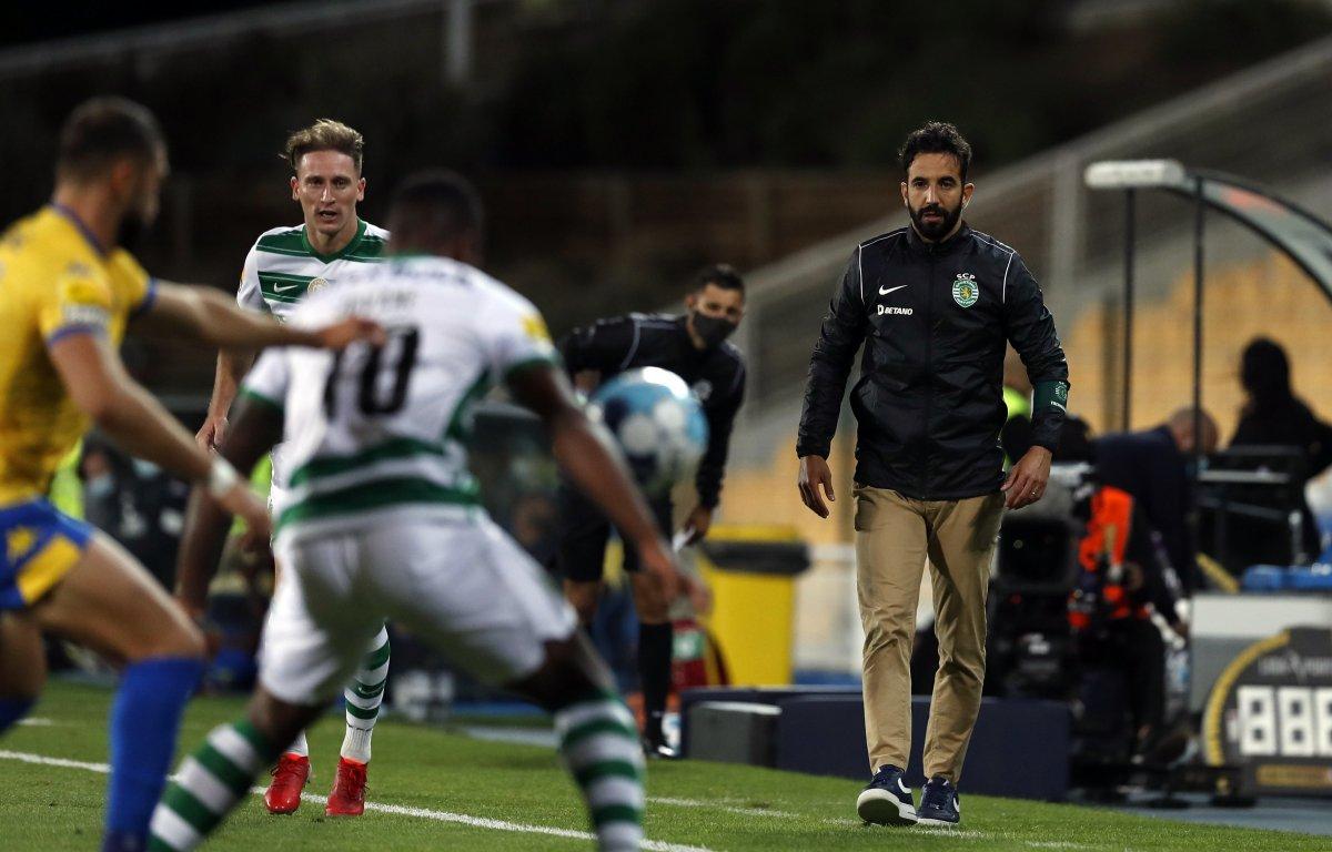 Ruben Amorim: Kazanma isteğimiz yüksek #1