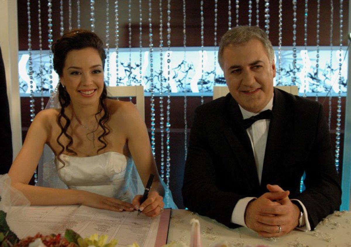 Tamer Karadağlı ve Azra Akın eski partner çıktı! İşte yıllar önceki halleri  #1