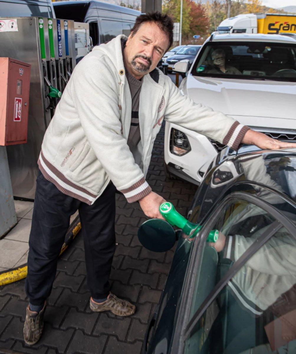 Almanlar depolarını Çekya da ucuz benzinle dolduruyor #4