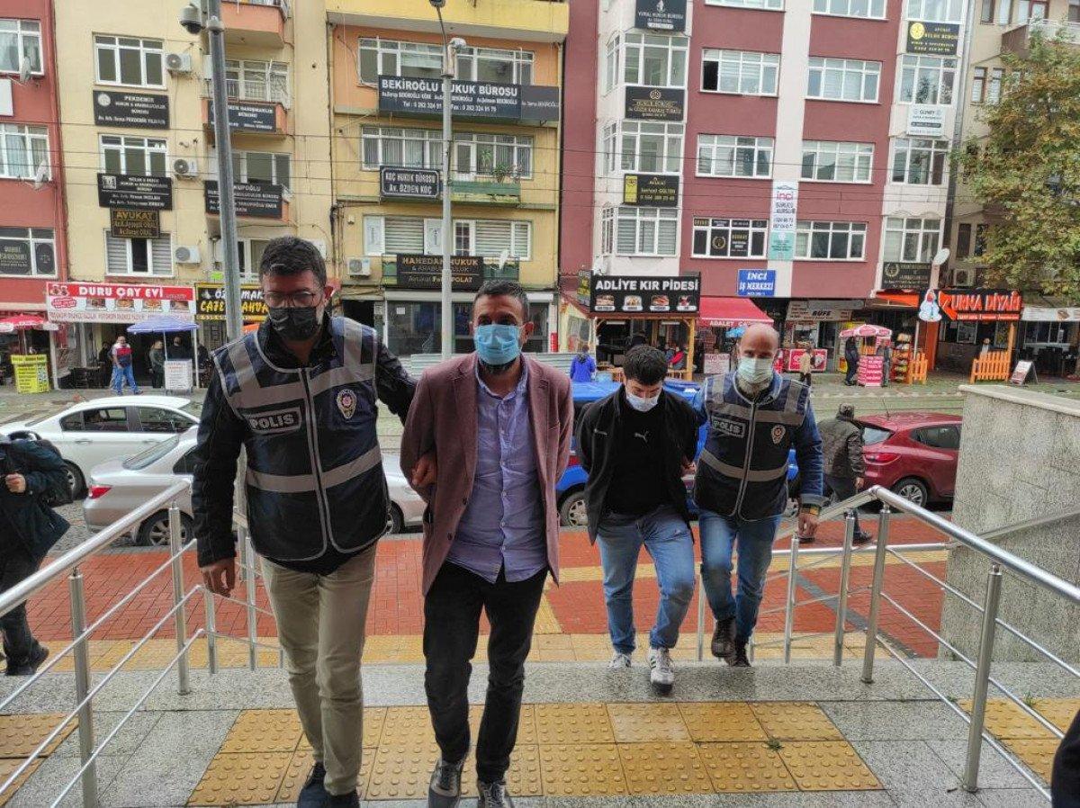 Kocaeli'de, kuyumcuları dolandıran 2 kişi tutuklandı #1