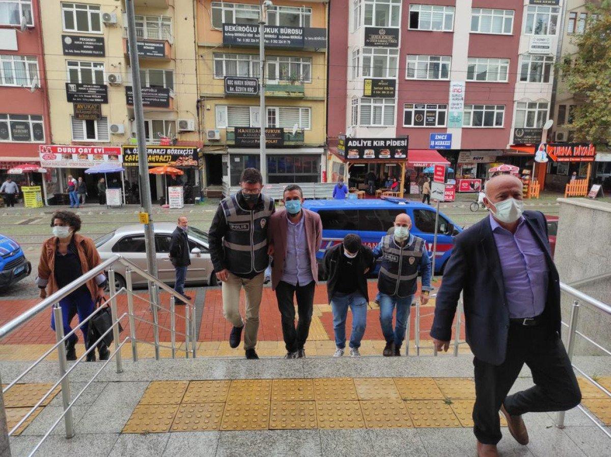 Kocaeli'de, kuyumcuları dolandıran 2 kişi tutuklandı #2