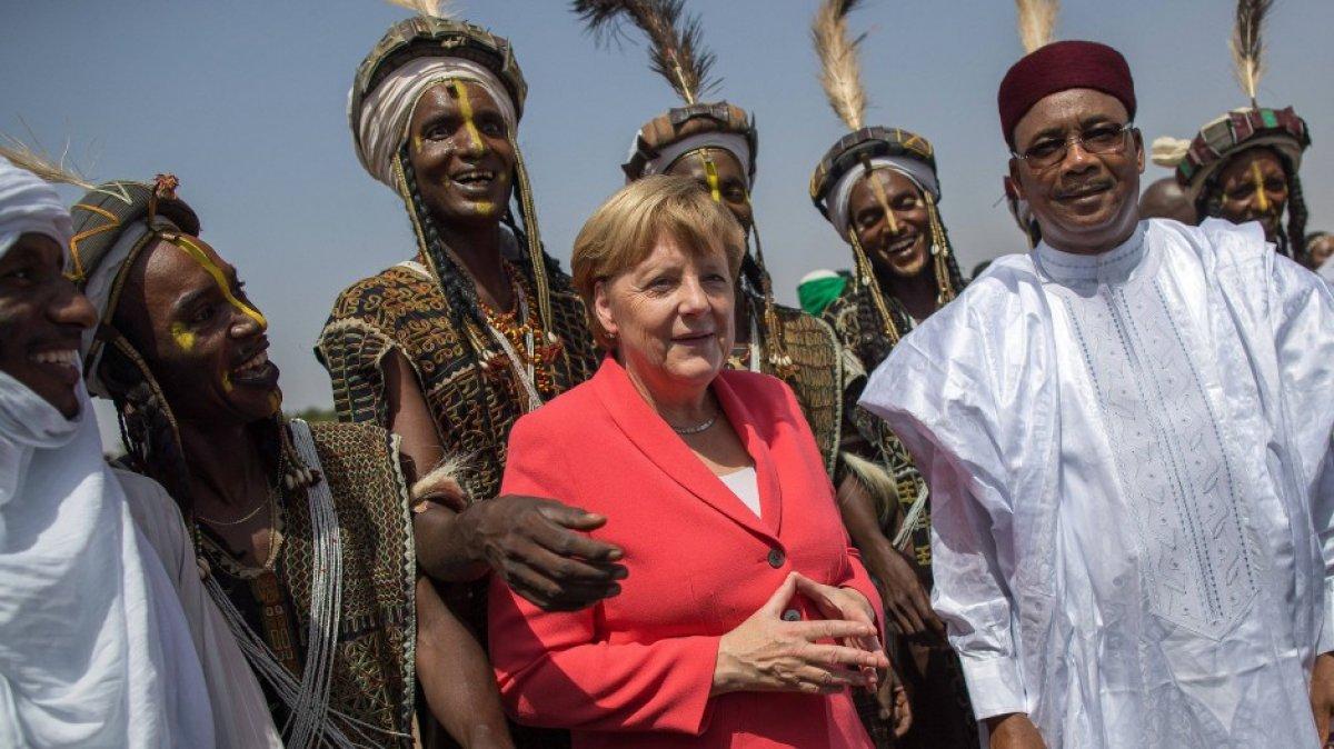 Cumhurbaşkanı Erdoğan Afrika yı ziyarette zirvede #2