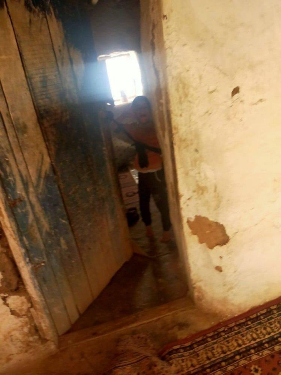 Şanlıurfa daki adam engelli oğluna işkence eden eşinden şikayetçi #1