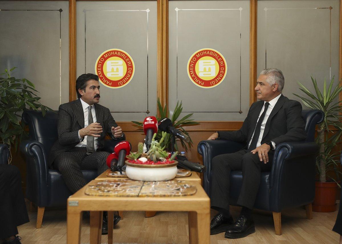 AK Parti li Cahit Özkan: Faiz indiriminin uzun vadede ne getirdiğine bakmak lazım #1