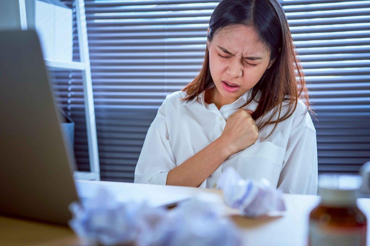 Grip kalp için tehlikeli olabilir #2