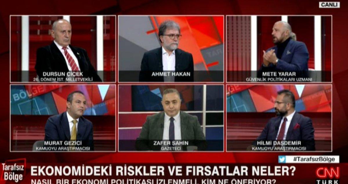 Mete Yarar's response to Murat Gezici, who said Turkey cannot sell technology # 2