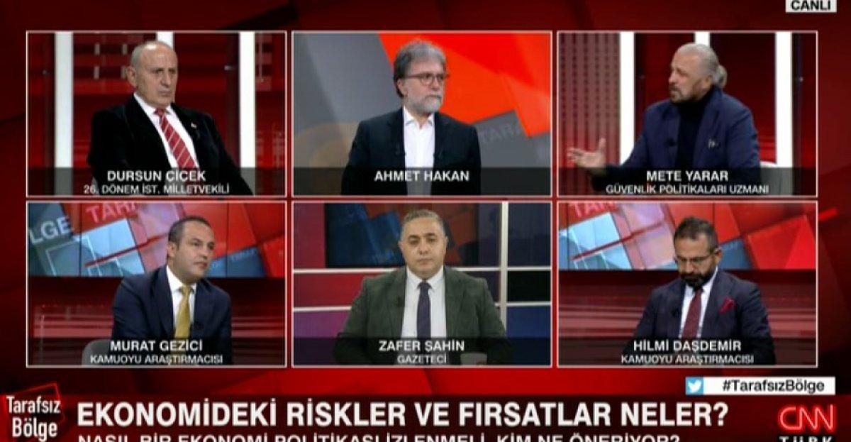 Mete Yarar's response to Murat Gezici, who said Turkey cannot sell technology # 4