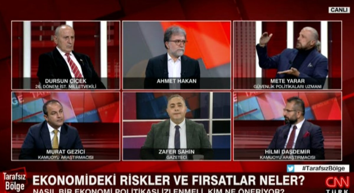 Mete Yarar's response to Murat Gezici, who said Turkey cannot sell technology # 3