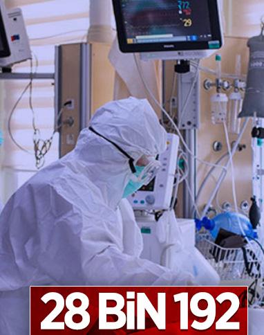 22 Ekim Türkiye'nin koronavirüs tablosu