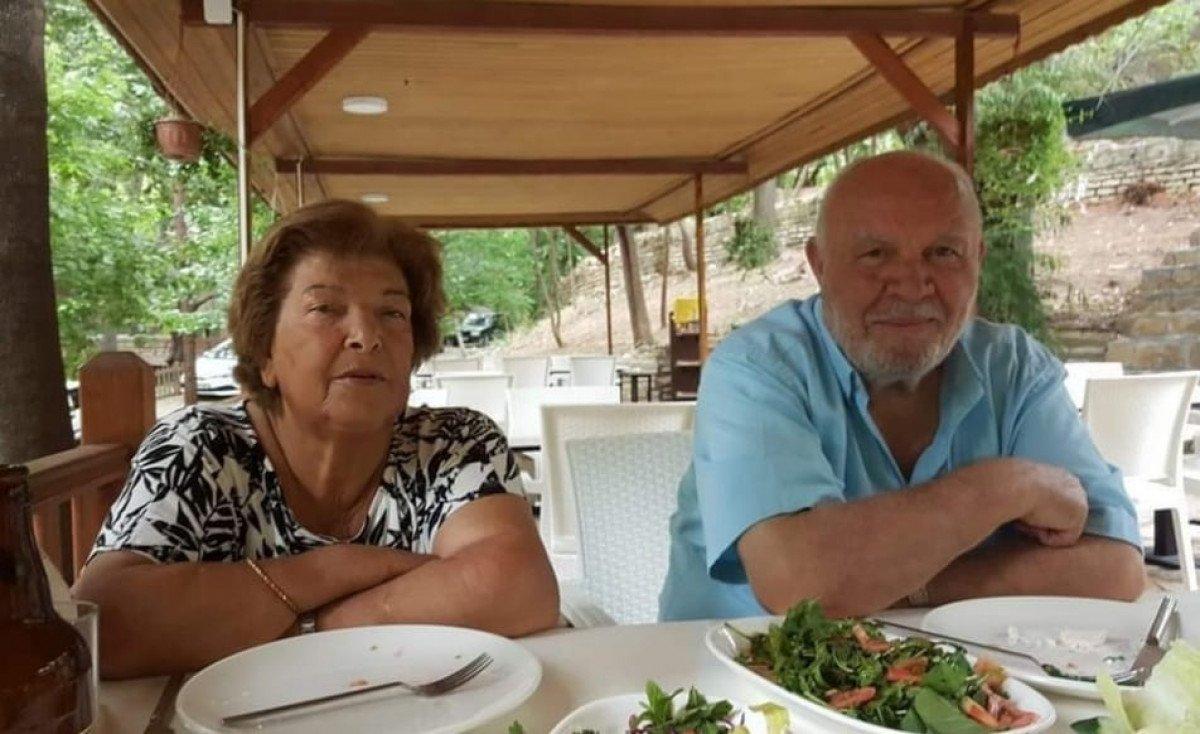 Musa Eroğlu nun eşi Fatma Eroğlu hayatını kaybetti #1