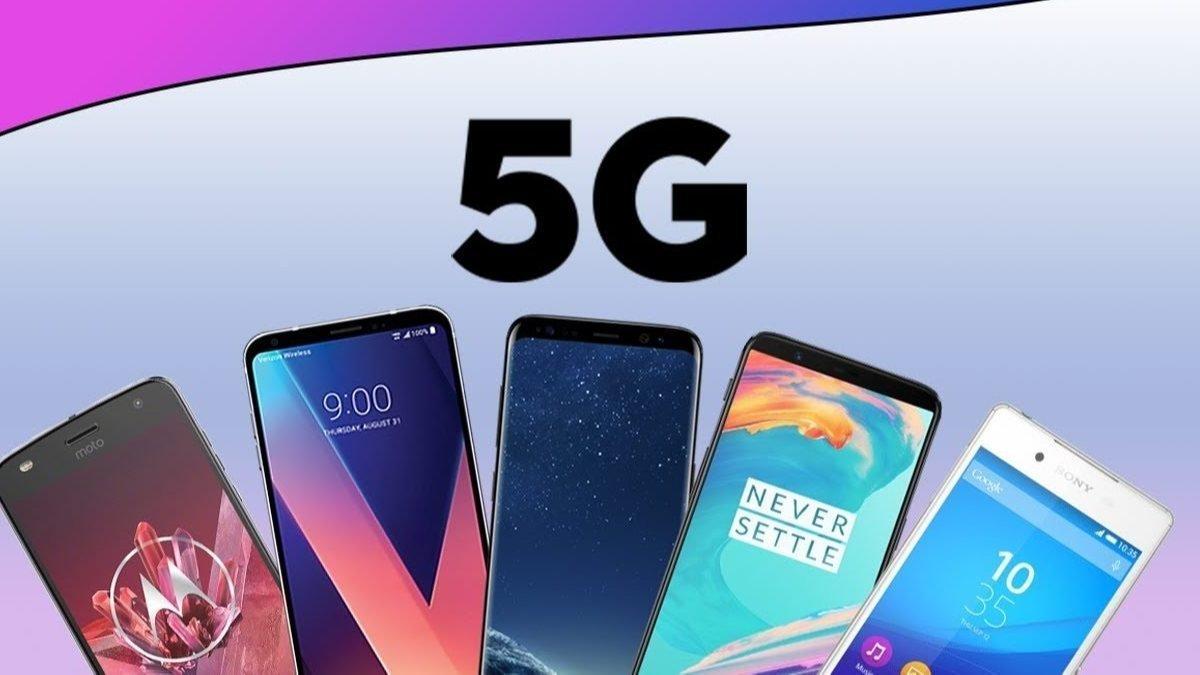 5G destekli telefon satışları artmaya devam ediyor