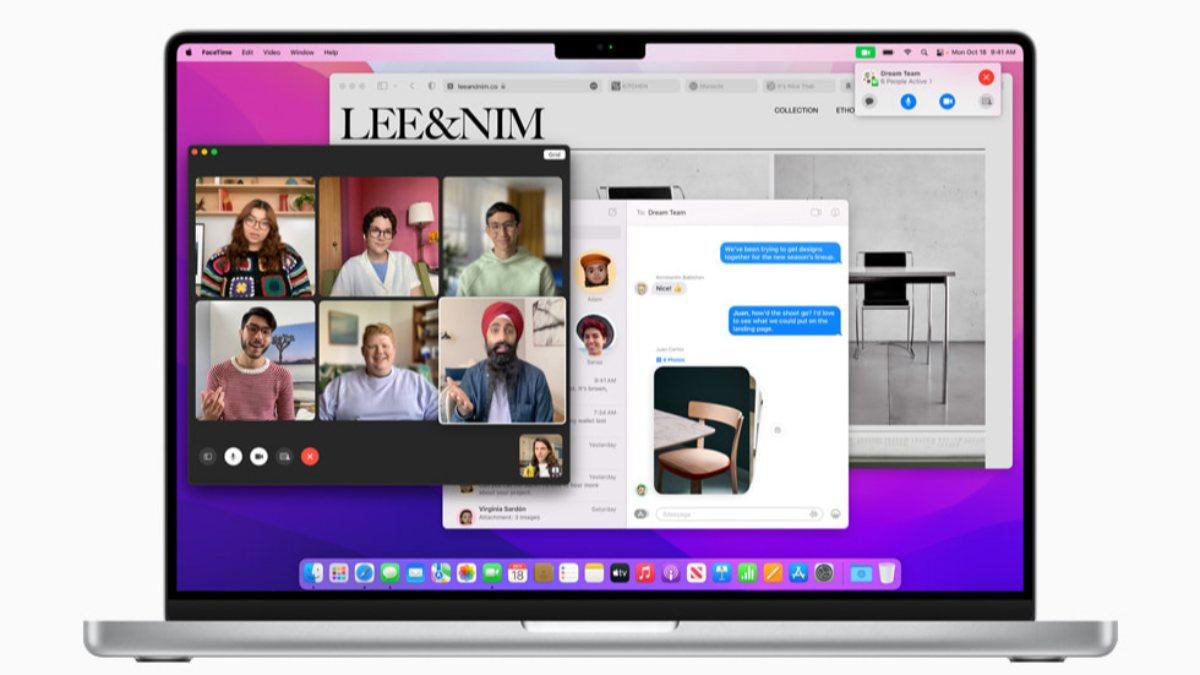Appleın yeni işletim sistemi macOS Monterey yayınlandı: İşte yenilikler