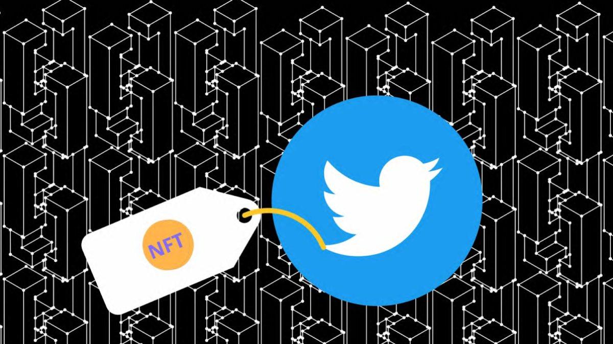 Twitter profillerinde NFT listelenebilecek