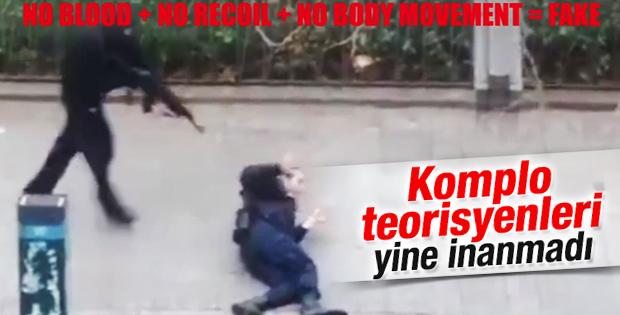 Paris'teki silahlı saldırı üzerine komplo teorileri İZLE