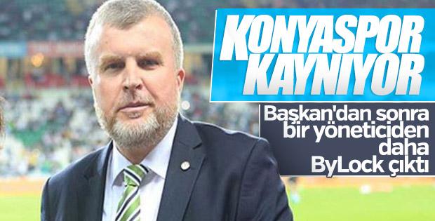 Konyaspor Sözcüsü Ahmet Baydar'da ByLock çıktı