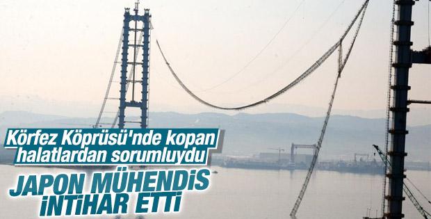 Körfez Geçiş Köprüsü'nün mühendisi ölü bulundu