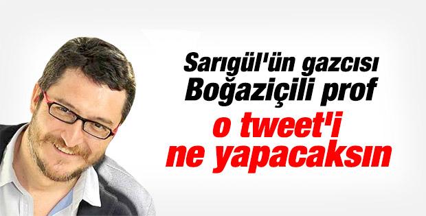 Radikal yazarı Koray Çalışkan'dan teselli tweeti