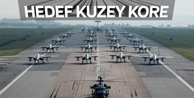 Kuzey Kore'yle ABD ilk kez bu kadar savaşa yakın