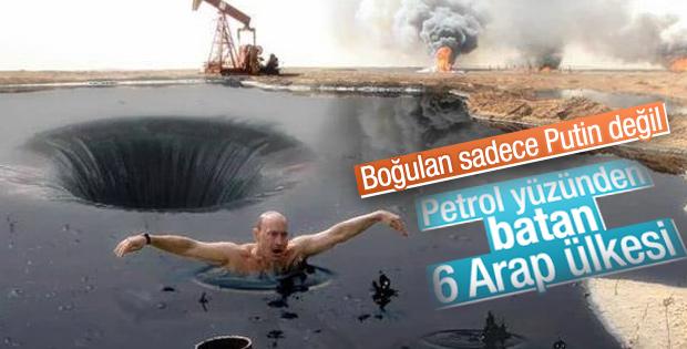 Petrol fiyatlarındaki düşüşün Körfez ülkelerine etkisi