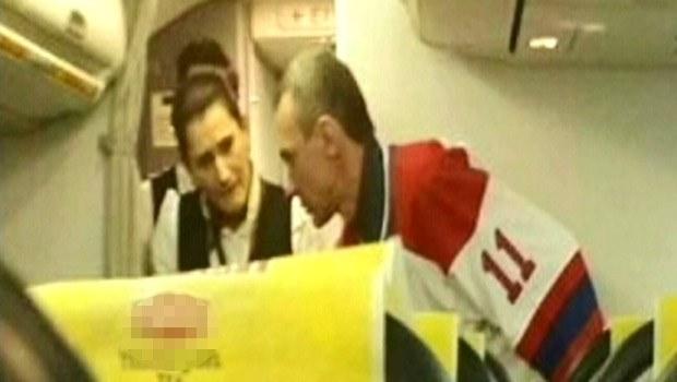 Pegaus uçağı korsanı Kozlov'dan ilk açıklama