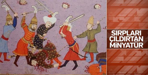 Sultan Murad'ı şehit eden Sırp Miloş böyle katledilmişti