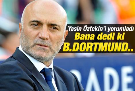 Hikmet Karaman'dan Yasin Öztekin yorumu