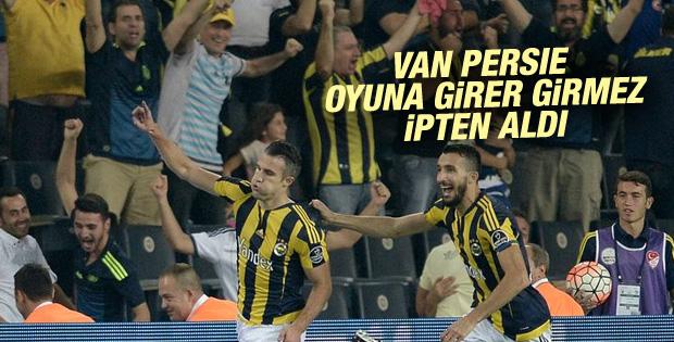 Fenerbahçe Bursaspor'u yıldızlarıyla yıktı
