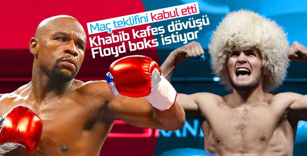 Mayweather, Khabib Nurmagomedov'la dövüşecek