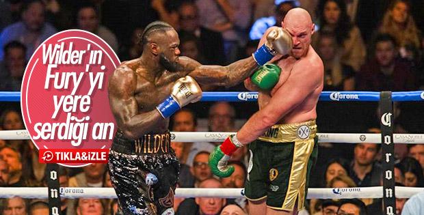 Wilder, WBC kemerini korudu