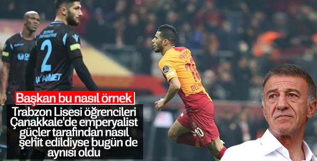 Ahmet Ağaoğlu'ndan hakem kararlarına tepki