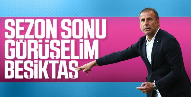 Beşiktaş'ta hedef Abdullah Avcı