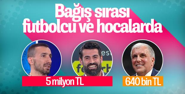 Fenerbahçe'nin yardım kampanyasında son durum