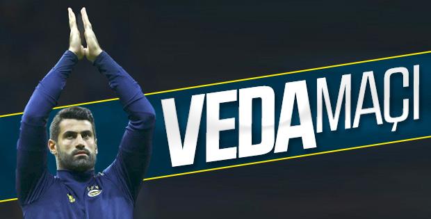 Volkan Demirel son kez Fenerbahçe forması giyecek