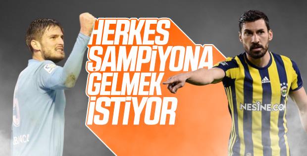 Galatasaray'da Şener ve Okay sesleri