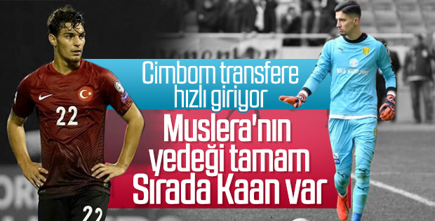 Galatasaray, Kaan'la Altay'ı alıyor
