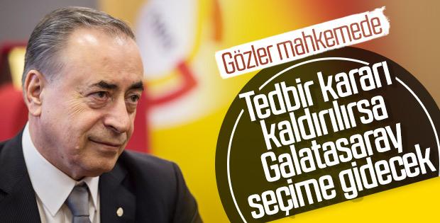 Galatasaray'da gözler mahkeme kararında