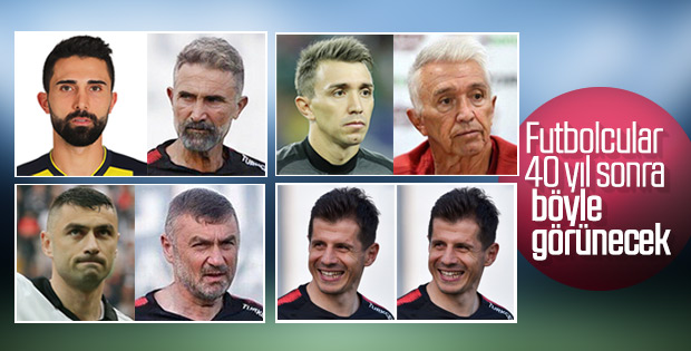 Futbol dünyası yaşlandırma akımına uydu