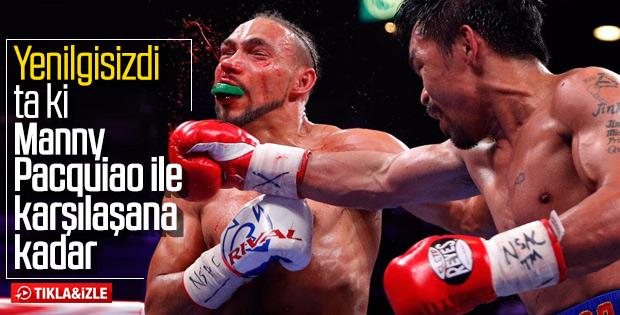Manny Pacquiao, Thurman'a ilk yenilgisini tattırdı