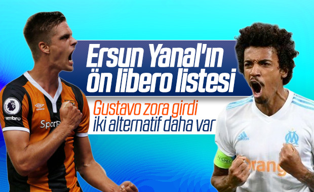 Fenerbahçe'de gündem ön libero