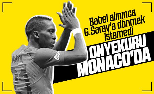 Henry Onyekuru Monaco'da