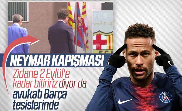 Real Madrid ile Barcelona'nın Neymar kapışması