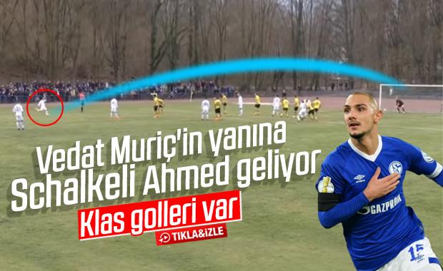 Fenerbahçe hedef Ahmed Kutucu