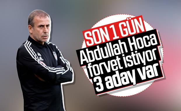 Abdullah Avcı'nın listesindeki 3 golcü
