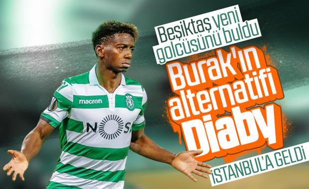 Beşiktaş, Diaby'yi kiraladı