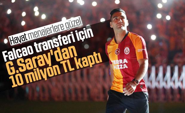 Jorge Mendes'in Galatasaray'dan kazandığı para