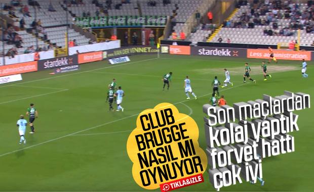 Galatasaray'ın rakibi Club Brugge maç kaybetmedi